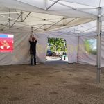 Partytent 10×8